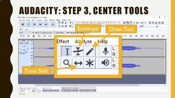 Sound Design Power Point and Audacity Project