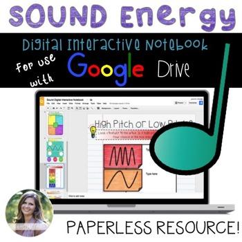 GOOGLE Sound Digital Interactive Notebook