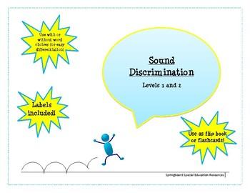 Sound Discrimination (Levels 1 & 2)