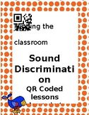 Sound Discrimination- What is my sound in the sound, 'z' or 's'