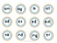 Sound Discs for Phonics Instruction Packet