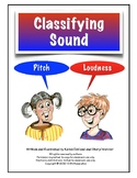 Sound Energy: Classifying Sound