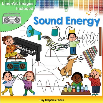 Sound Energy Clip Art
