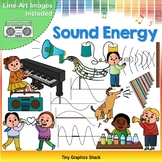 Sound Energy Clip Art