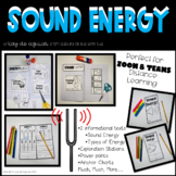 Sound Energy – Interactive Notebook – Great for Distance L