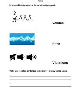 Sound Energy Quiz