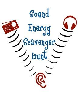 Sound Energy Scavenger Hunt