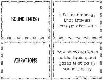 Sound Energy: Sounds All Around {A Read About Science Resource}