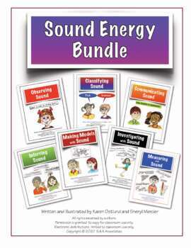 Sound Energy: Use the Scientific Practices Bundled Lessons
