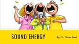 Sound Energy Worksheet