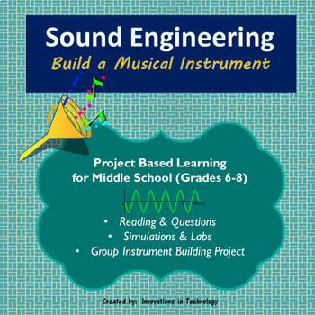 Sound Engineering - Design & Build a Musical Instrument