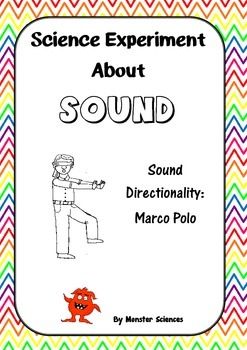 Science Experiment about Sound:  Sound Direction