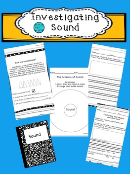 Sound Experiments for 1st Grade