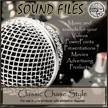 Sound File Classic Chase Suspense Loop