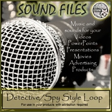 Sound File Detective Style