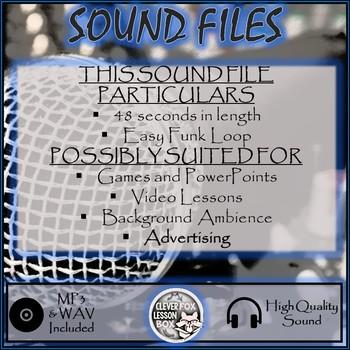 Sound File Easy Funk Loop