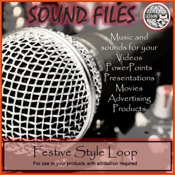 Sound File Festive Style