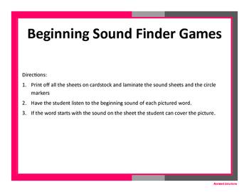 Sound Finder