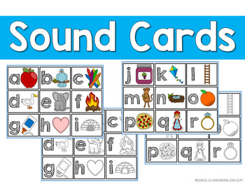 Sound Flash Cards