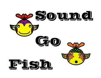 Sound Go Fish Game