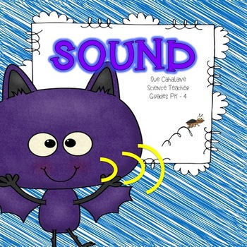 Sound - Hands-On Activities {science}