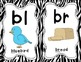 Sound Helper Charts-38 Consonant Blends, Digraphs, & Trigr