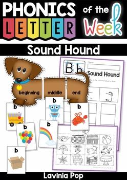 Sound Hound Phonics Letter Sound Game