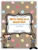 Sound Hunt Literacy Activity