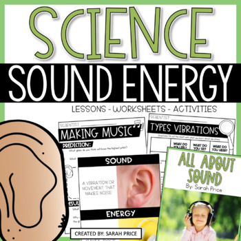 Sound Energy Interactive Notebook