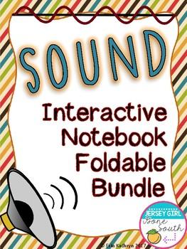 Sound Interactive Notebook Foldable Bundle