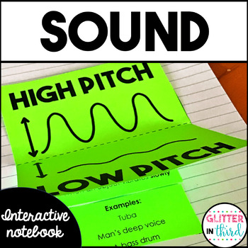 Sound Interactive Notebook