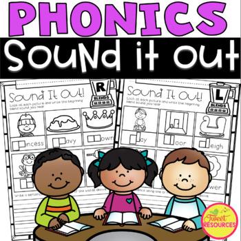 Sound It Out Phonics