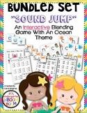 "Phonics Blending Game - ""Sound Jump"" Bundle K/1"