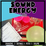 Sound Lab Volume, Pitch, Mediums