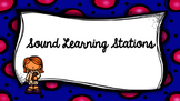 Sound Learning Stations