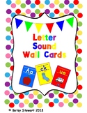 Sound Letter Wall Cards