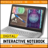Sound Light Mirror and Lenses DIGITAL NOTEBOOK - Google Classroom