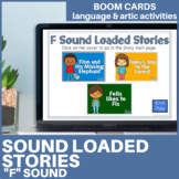 Sound Loaded Stories | Articulation F | Boom |