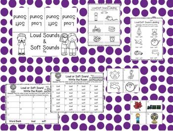 Sound: Loud or Soft: A Science Unit
