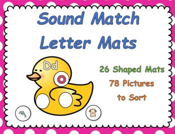 Sound Match Mats