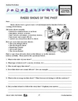 Sound Media Lesson Plan Gr. 4-6