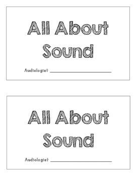 Sound Mini-Book