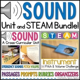 Sound Cross-Curricular Unit NGSS 1-PS4-1