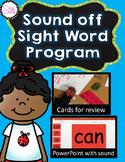 Sound Off Sight Word Program