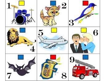 Sound Pattern- 1st grade Science