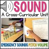 Sound Unit 1st Grade