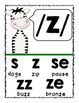 Sound Posters Consonants & Vowels
