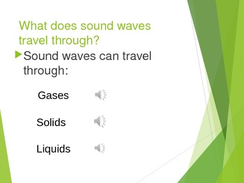 Sound Powerpoint Presentation
