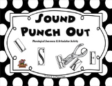 Sound Punch Out: Phonological Awareness and Articulation Activity