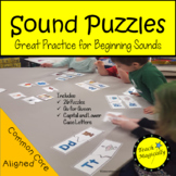 Beginning of Year | Literacy Center Puzzles